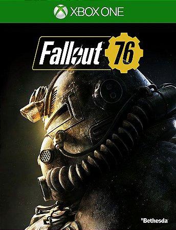 Fallout 76 Xbox One - 25 Digitos