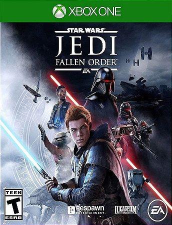 Star Wars Jedi Fallen Order Xbox One - 25 Dígitos