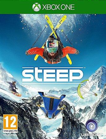 Steep Xbox One - 25 Dígitos