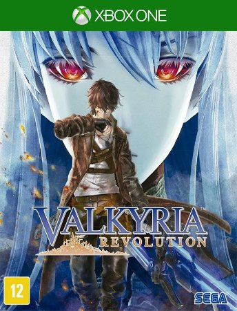 Valkyria Revolution Xbox One - 25 Dígitos