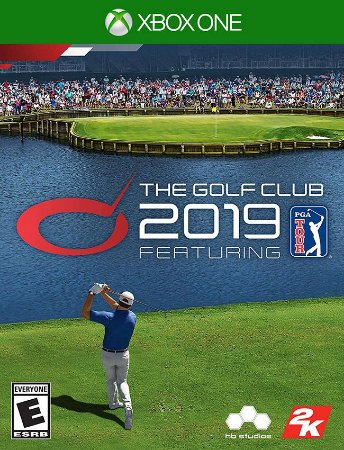 The Golf Club 2019 featuring PGA TOUR Xbox - 25 Dígitos