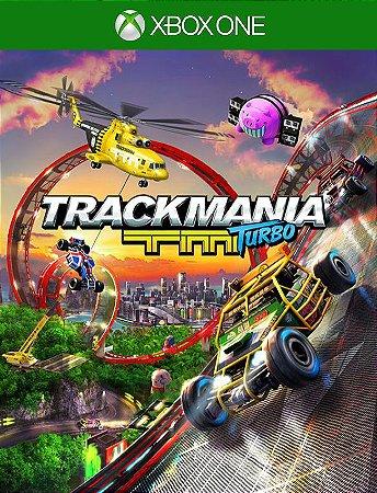 Trackmania Turbo Xbox One - 25 Dígitos