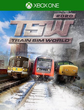 Train Sim World 2020 Xbox One - 25 Dígitos