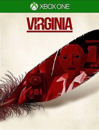 Virginia Xbox One - 25 Dígitos