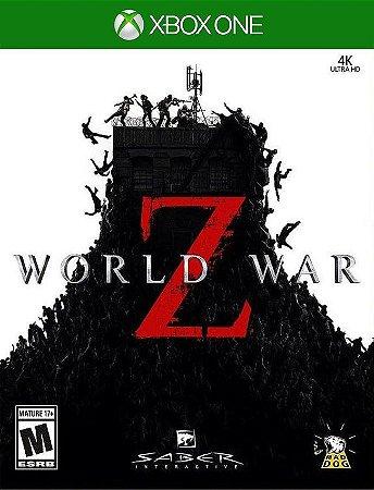 World War Z Xbox One - 25 Dígitos