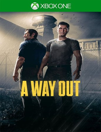 A Way Out Xbox One - 25 Dígitos