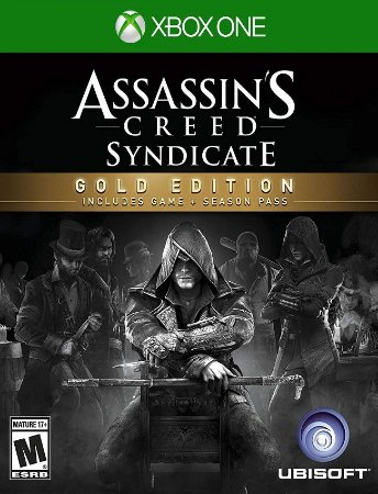 Assassins Creed Syndicate Gold Xbox One - 25 Dígitos