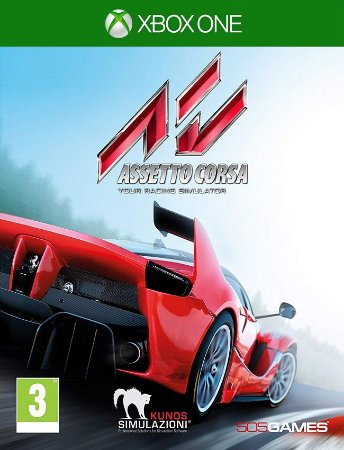 Assetto Corsa Xbox One - 25 Dígitos