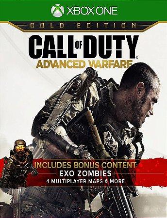 Call Of Duty Advanced Warfare Gold Xbox One - 25 Digitos