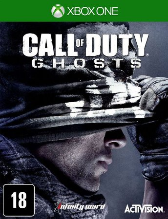 Call Of Duty Ghosts Xbox One - 25 Dígitos