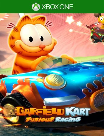 Garfield Kart Furious Racing Xbox - 25 Dígitos