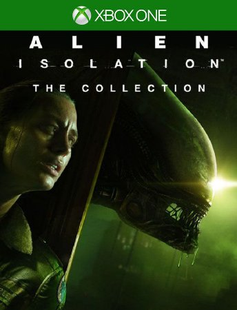 Alien Isolation The Collection - Xbox One 25 Dígitos