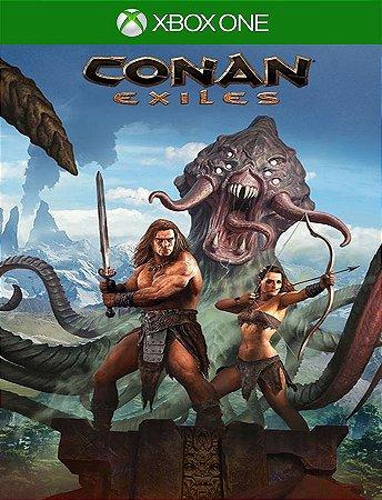 Conan Exiles Xbox One - 25 Dígitos