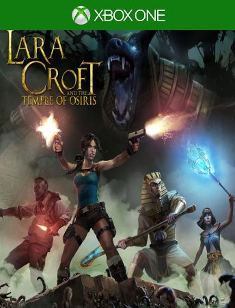 Lara Croft and the Temple of Osiris Xbox One - 25 Dígitos