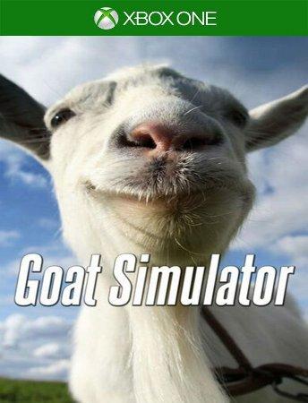 Goat Simulator Xbox One - 25 Dígitos