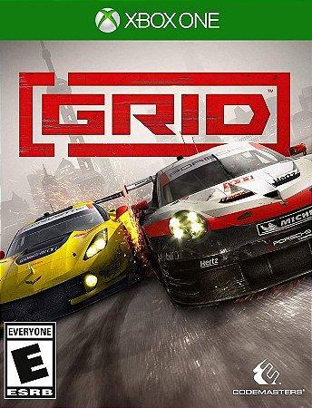 Grid Xbox One - 25 Dígitos