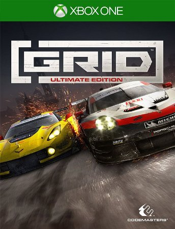 Grid Ultimate Xbox One - 25 Dígitos