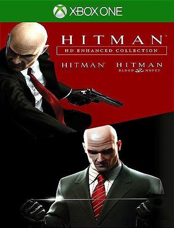 Hitman Hd Enhanced Collection Xbox One - 25 Dígitos