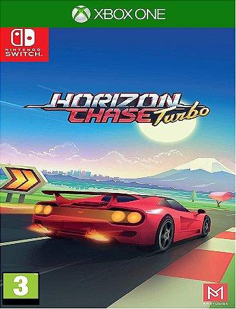 Horizon Chase Turbo Xbox One - 25 Dígitos