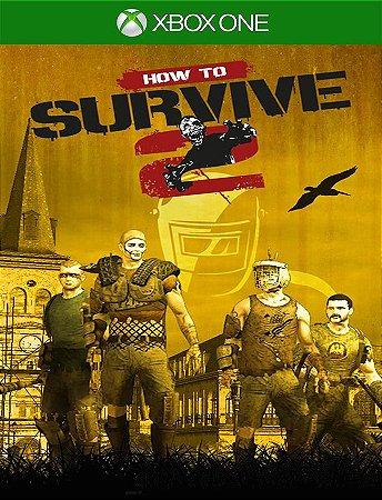 How To Survive 2 Xbox - 25 Dígitos