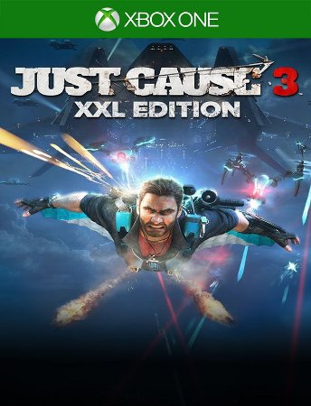 Just Cause Xxl 3 Xbox - 25 Dígitos