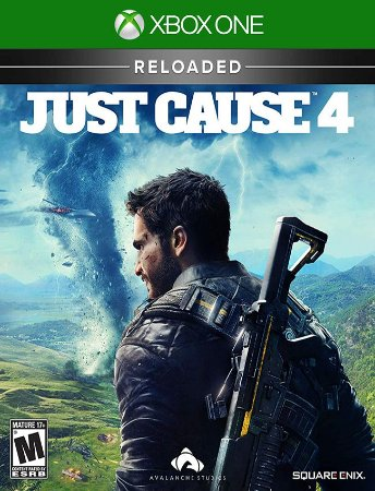 Just Cause 4 Reloaded Xbox One - 25 Dígitos