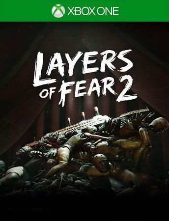 Layers Of Fear 2 Xbox One - 25 Digitos