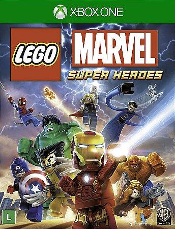 Lego Marvel Super Heroes Xbox One - 25 Digitos