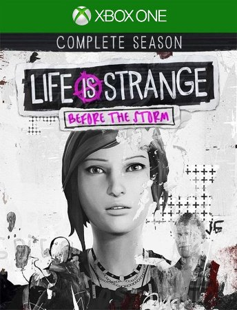 Life Is Strange Before Storm Complete Xbox One - 25 Dígitos