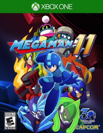 Mega Man 11 Xbox One - 25 Dígitos