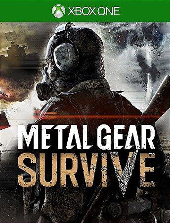 Metal Gear Survive Xbox One - 25 Dígitos