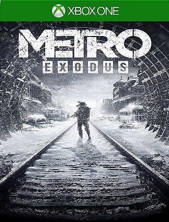 Metro Exodus Xbox One - 25 Dígitos