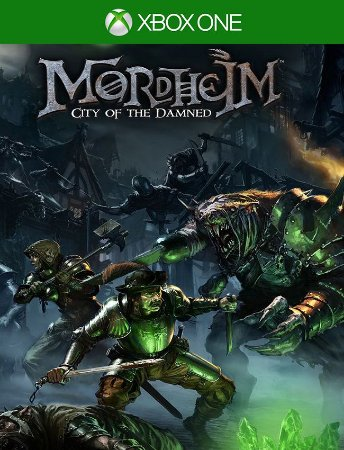 Mordheim City Of The Damned Xbox One - 25 Dígitos