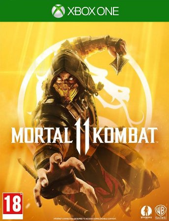 Mortal Kombat 11 Xbox One - 25 Dígitos