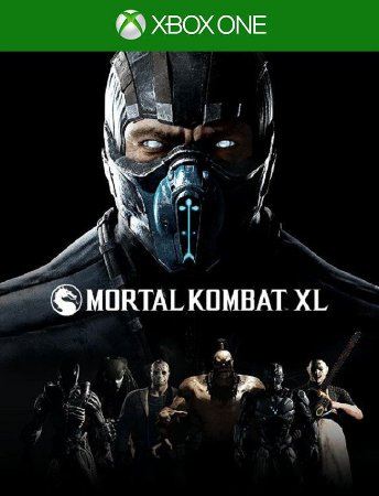 Mortal Kombat Xl Xbox - 25 Dígitos