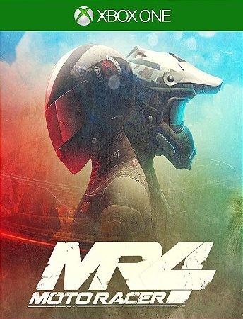 Moto Racer 4 Xbox One - 25 Dígitos