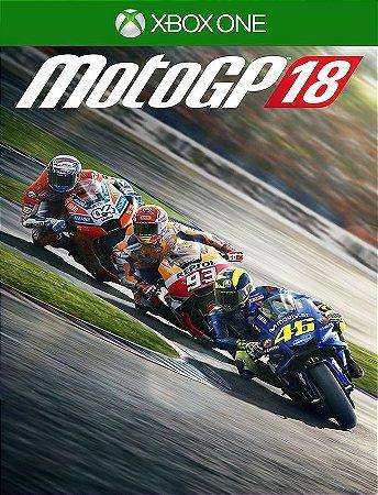 Motogp 18 Xbox One - 25 Dígitos