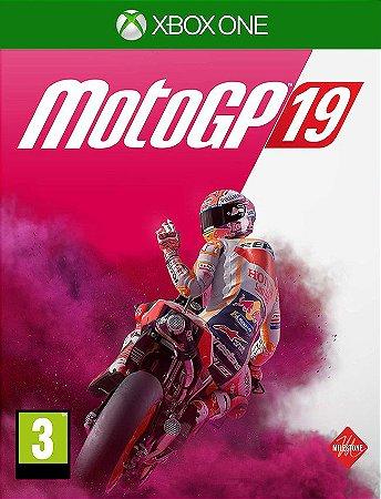 Motogp 19 Xbox One - 25 Dígitos