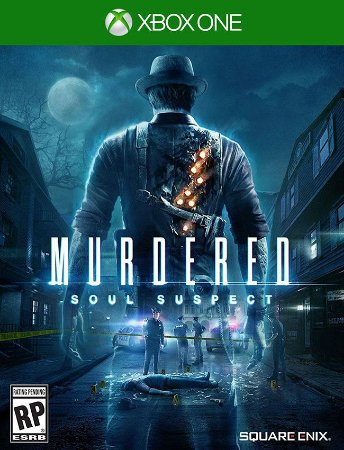 Murdered Soul Suspect Xbox One - 25 Dígitos