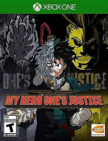 My Hero Ones Justice Xbox One - 25 Dígitos