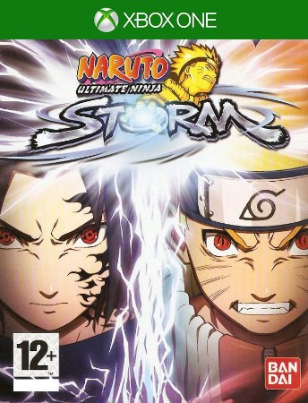 Naruto Ultimate Ninja Storm Xbox - 25 Dígitos