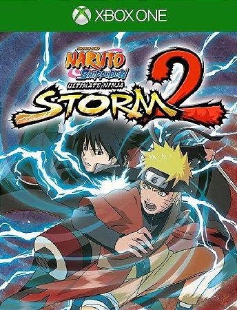 Naruto Ultimate Ninja Storm 2 Xbox - 25 Digitos