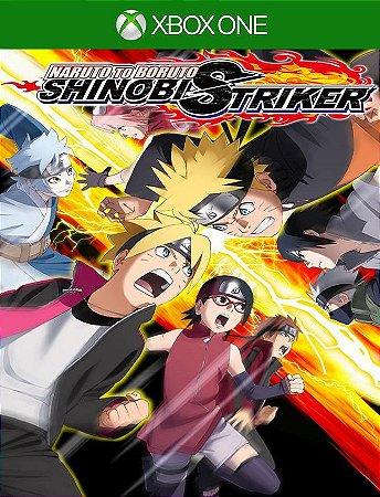Naruto To Boruto Shinobi Striker Xbox - 25 Dígitos