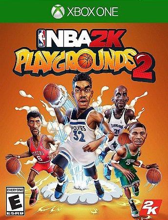 Nba 2k Playgrounds 2 Xbox One - 25 Dígitos