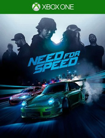 Need For Speed Xbox One - 25 Dígitos