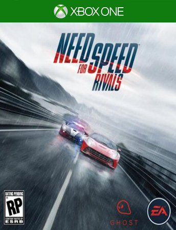 Need For Speed Rivals Xbox One - 25 Dígitos