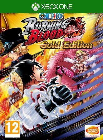 One Piece Burning Blood Gold Xbox One - 25 Dígitos