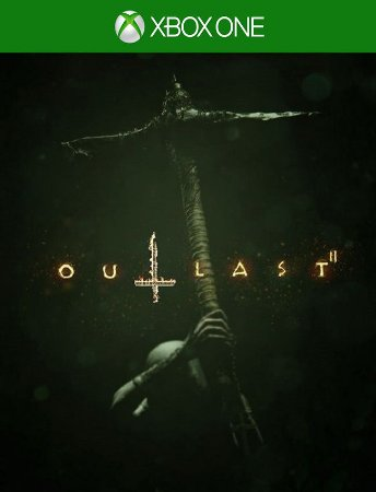 Outlast 2 Xbox One - 25 Dígitos