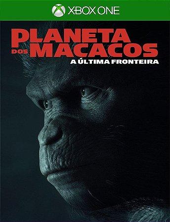 Planeta Dos Macacos Ultima Fronteira Xbox One - 25 Digitos