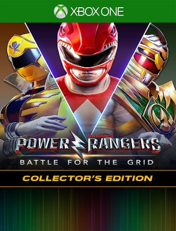 Power Rangers Battle For The Grid Complete - Xbox One 25 Dig